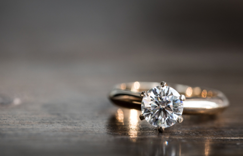 Reasons to Prefer a Halo Engagement Ring