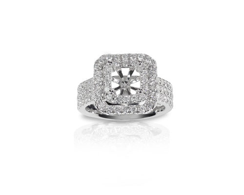 All you Need to Know about Halo Diamond Rings
