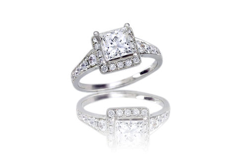 A Quick Guide to Selecting the Best Princess Cut Diamond
