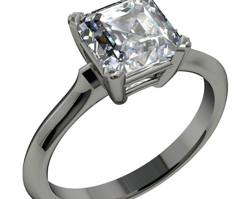 Customizing Halo Diamond Rings